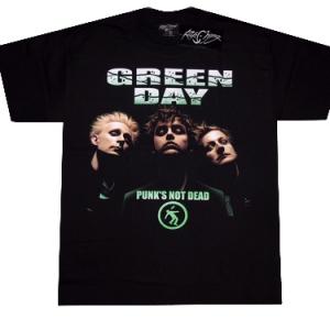 футболки green day