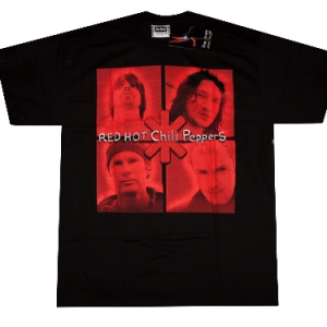 футболки rhcp