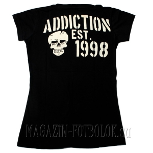 женская футболка one for you