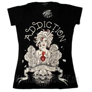 женская футболка the original stoner