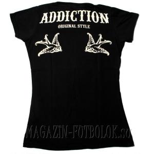 женская футболка until death do we part
