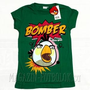 girls bomber - футболка энгри бёрдз