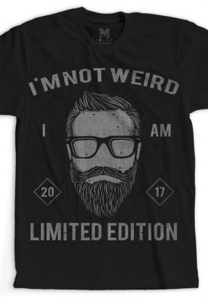 футболка im not weired