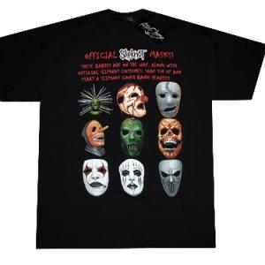 купить футболки slipknot masks