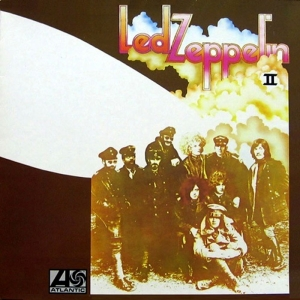 пластинка led zeppelin 2