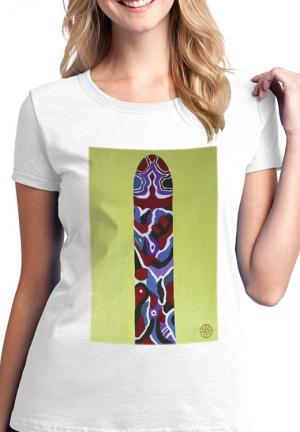 футболка лингам
