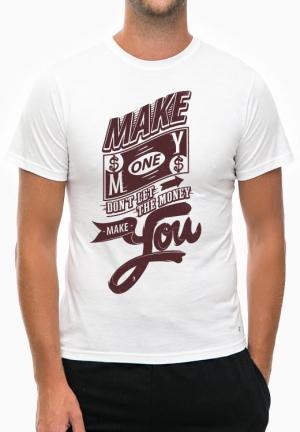 футболка make money
