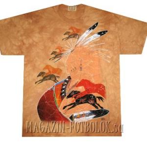 футболка маунтейн horse vision