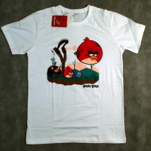 футболка angry birds с большим братом