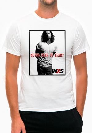 футболка inxs с michael hatchence