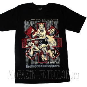 nts футболка red hot chili peppers