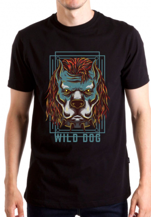 футболка pitbull