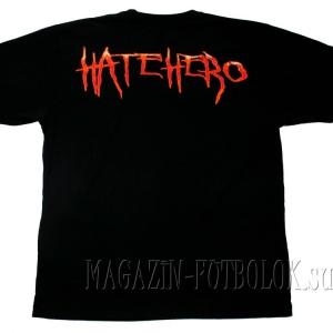 редкая футболка с фредди крюгером