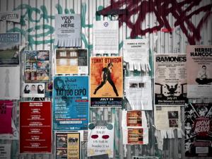 постер rock posters wall poster