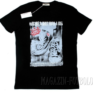 run like shot - футболки подростковые