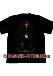 3-d футболка с черепом skull archer