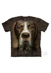 футболки с собаками german shorthaired pointer