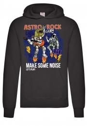 Худи Astro Rock Dino Hoodie Man Black