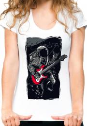 Футболка Astronavt Guitar Ladys
