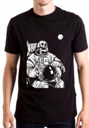 Футболка Astronavt Skeleton Moon