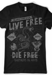 Футболка Братья по оружию - Brothers in Arms
