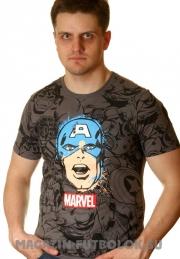captain america футболка marvel