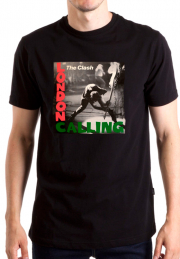 Футболки Clash London Calling