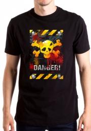 Футболка Danger Skull