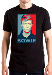 Футболка David Bowie Pop Art