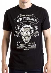 Футболка Einstein Poster