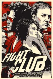 Постер Fight Club Poster