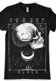 Футболка Forest Black