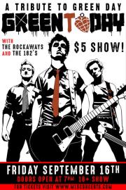 Постер Green Day Poster