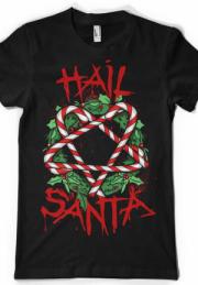 Футболка Hail Santa