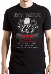 Футболка Пандемия Iron Maiden