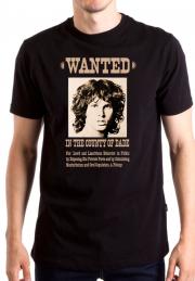 Футболка Doors Jim Morrison Wanted