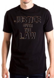Футболка Justice Over The Law 001