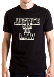 Футболка Justice Over The Law 002
