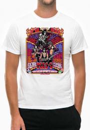 Футболка KISS concert poster