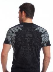 футболка xzavier l1586blk