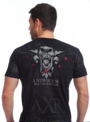 футболка xzavier l1588blk