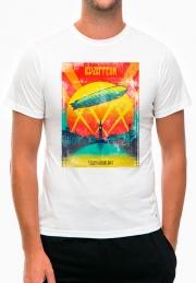 Футболкa Led Zeppelin Celebration Day Poster