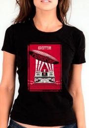 Женская футболка Led Zeppelin Mother Ship