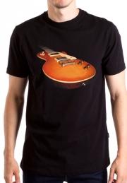 Футболка с гитарой Les Paul