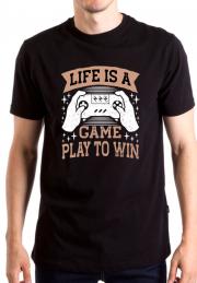 Футболка Life Game Play Win
