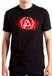 Футболка Linkin Park логотип