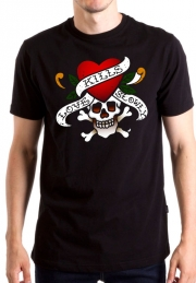 футболка love kills slowly