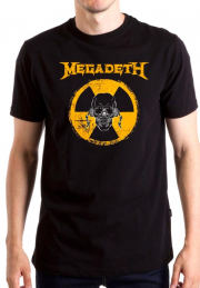 Футболка Megadeath Radiation