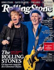 Постер Mick Keith Rolling Stones Poster