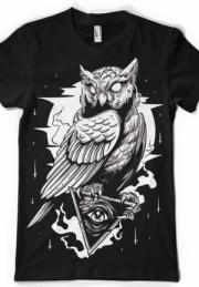 Футболка Owl